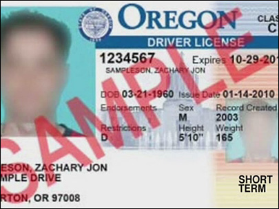 Oregonians to vote on driving cards for immigrants