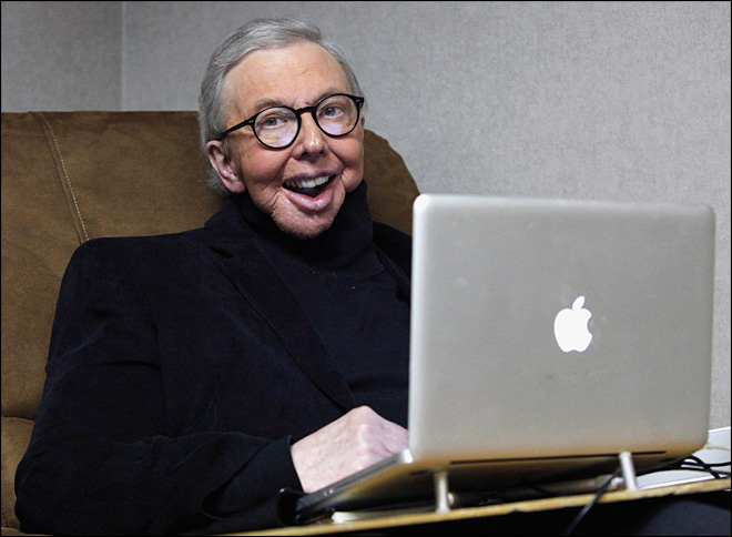 Roger Ebert: My cancer has returned