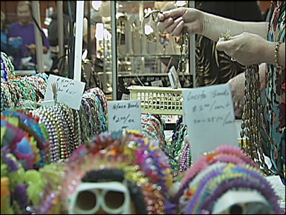 The Gem Faire makes a stop at the Lane County Fairgrounds
