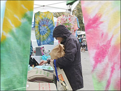 Saturday Market: 'It's really the personality of Eugene - expressed here'
