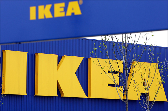 Ikea sees sales, market share grow further
