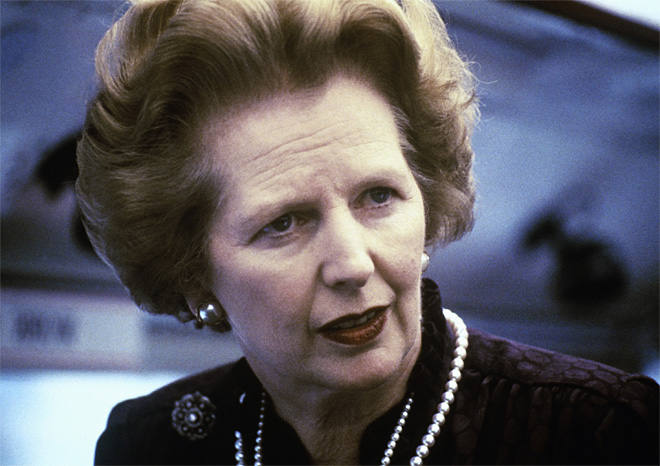 Britain Obit Thatcher