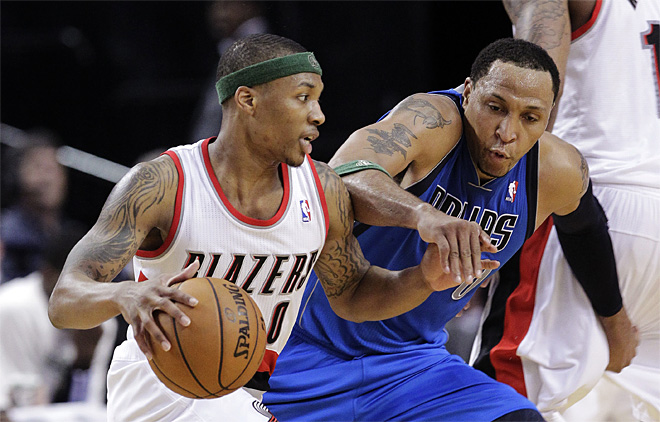 Lillard unanimous choice for NBA Rookie of the Year