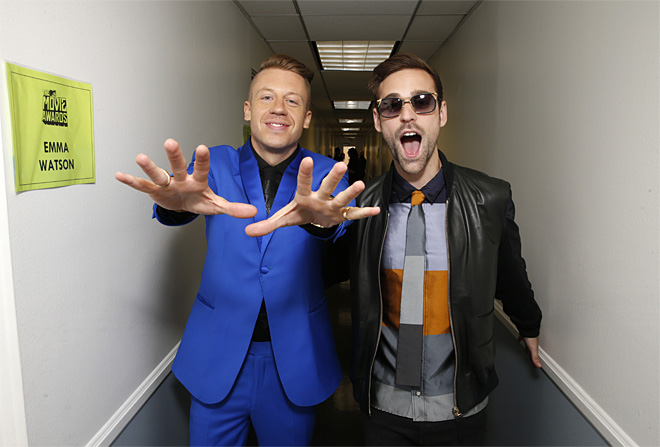 NW superstars Macklemore, Ryan Lewis: Taking over the world?