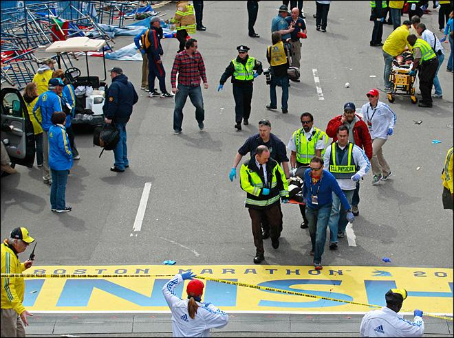 Steer clear of marathon disaster relief scams