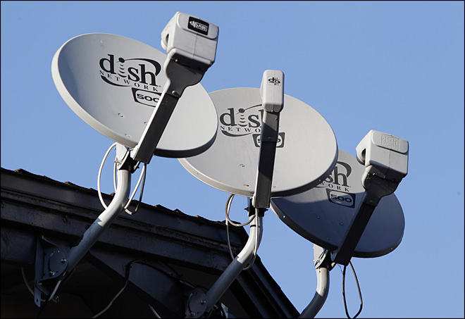 Dish Network offering to buy Sprint in $25 billion deal