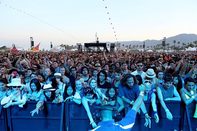 2013 Coachella Valley Music and Arts Festival - Weekend 1 - Day