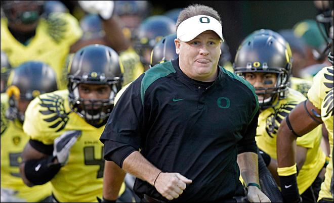 NCAA to release report about UO recruiting violations Wednesday