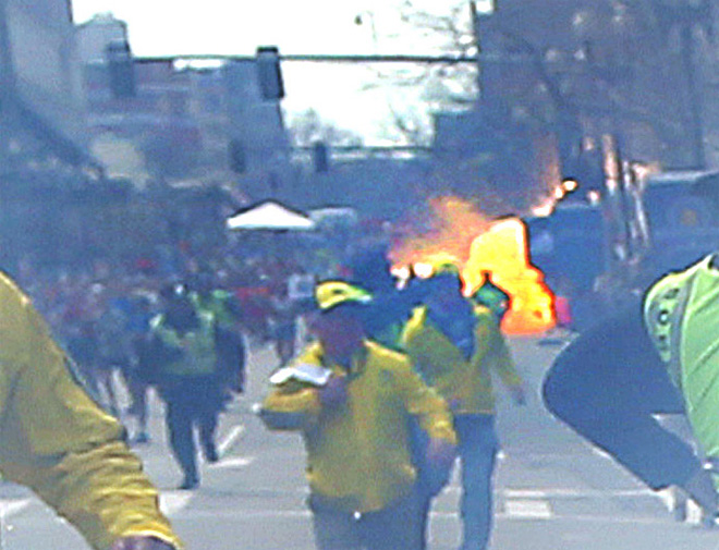 ADDITION Boston Marathon Explosions