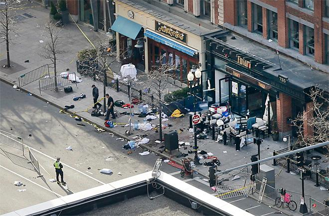 Who bombed Boston? Deadly device used pressure cooker, source says
