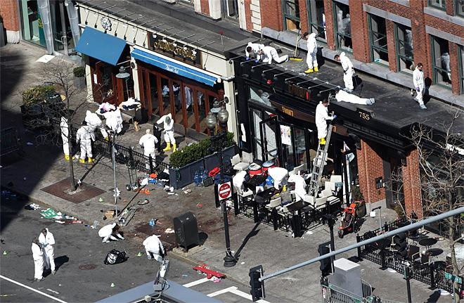 Boston official: Video footage shows bomb suspect