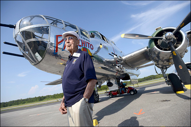 Famed WWII 'Doolittle Raiders' hold final reunion