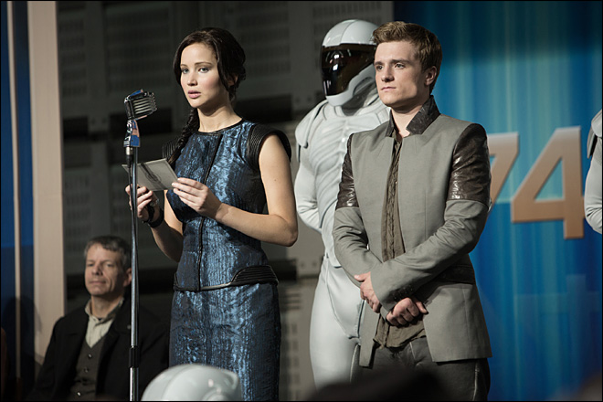 Studio, fans in 'overdrive' for 'Hunger Games'