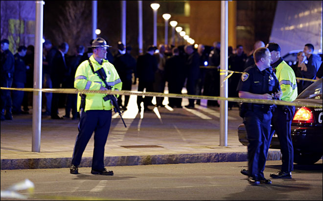MIT campus police officer killed in shooting