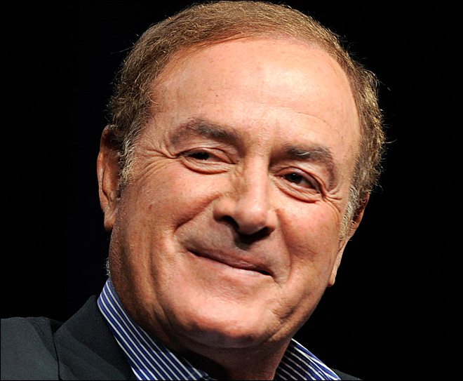 NBC's Al Michaels arrested for alleged DUI in Calif.