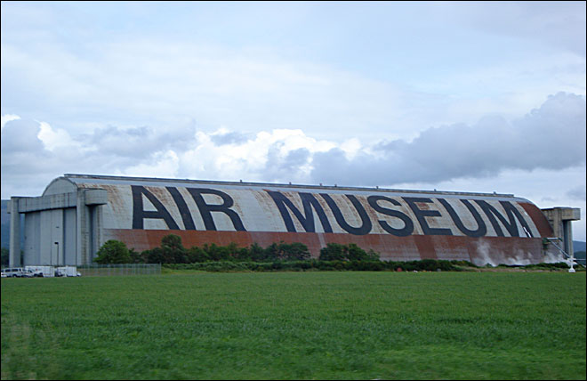 Tillamook Air Museum's future is in... Madras?