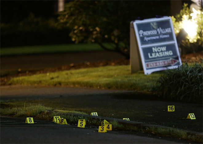 Federal Way Shooting