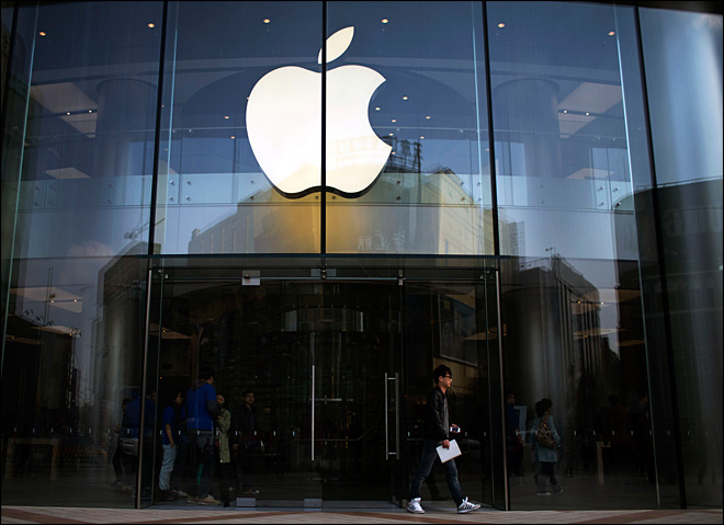 Apple to dole out $100 billion to shareholders