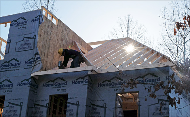 New-homes sales rise 1.5 percent in March to 417,000