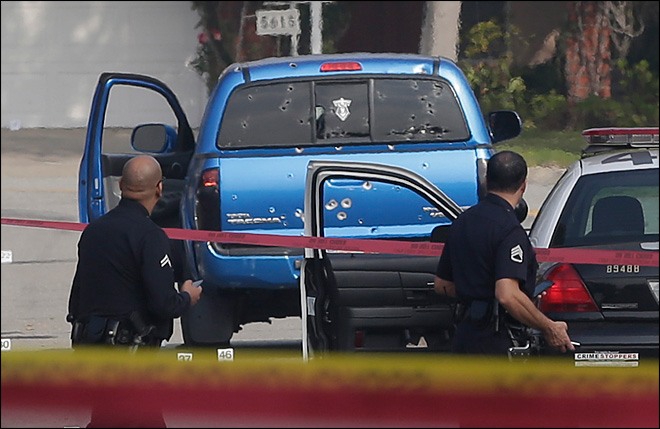 Los Angeles pays $4 million to women shot during manhunt