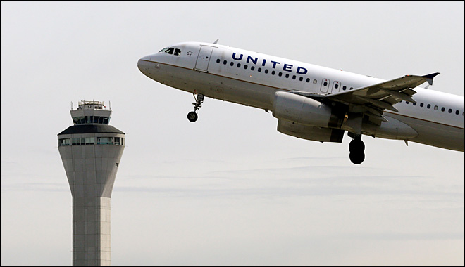 United Airlines drops Cleveland as hub airport