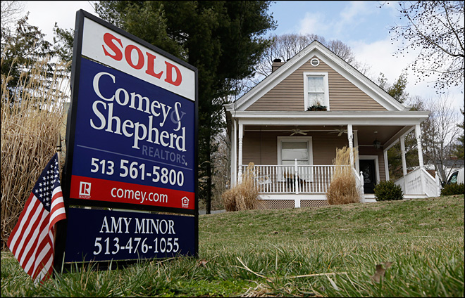 Survey: U.S. home prices up 10.5 percent in past year