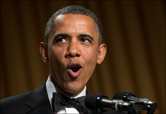 Photos: White House Correspondents' dinner