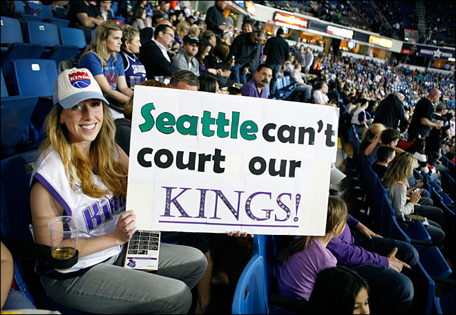 NBA committee votes to deny Kings relocation to Seattle