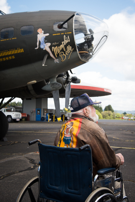 Memphis Belle takes flight over Hillsboro Airport this weekend
