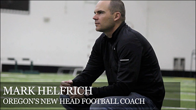 Making A Difference: Coach Mark Helfrich