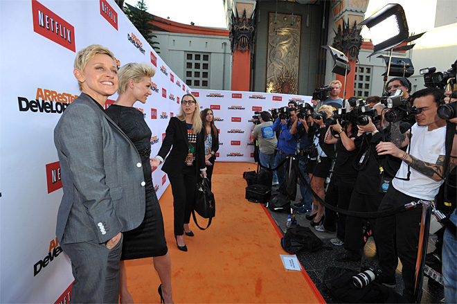 Arrested Development Season 4 Premiere - Red Carpet