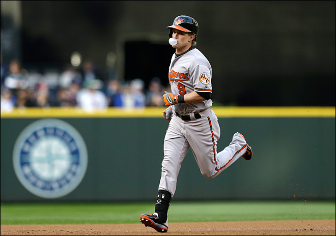 Maurer battered as Orioles top Mariners, 7-2