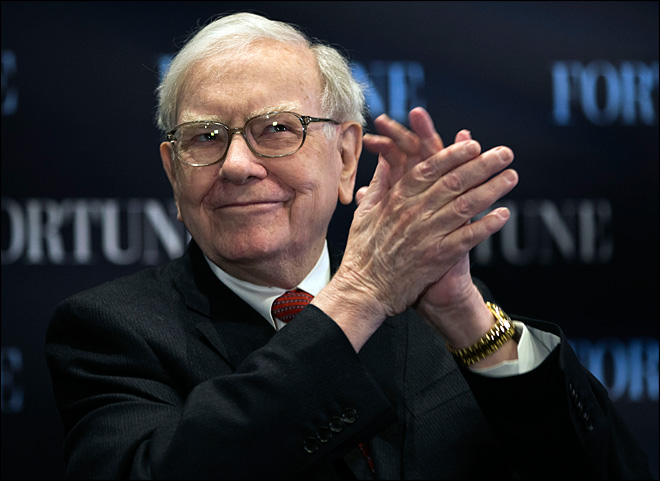 Buffett says bonds are terrible investments today