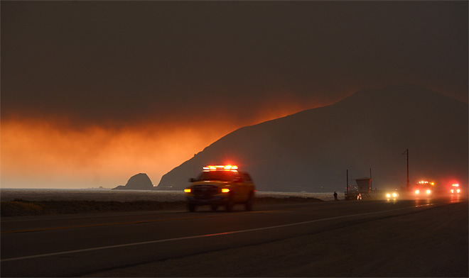 California Wildfires