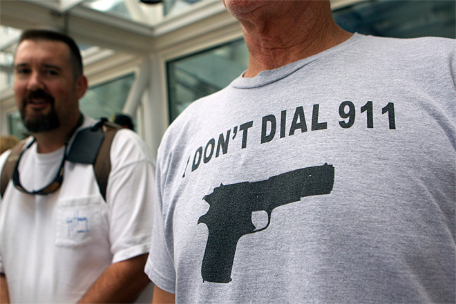 NRA official: 'Culture war' more than gun rights