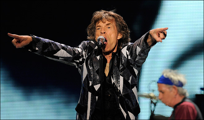 Rolling Stones launch tour with energetic set