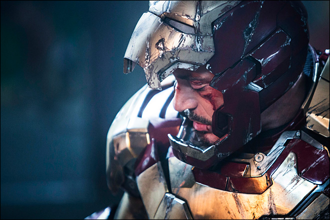 "No. 1 at U.S. box office, ""Iron Man 3"" rakes in $175.3 million"