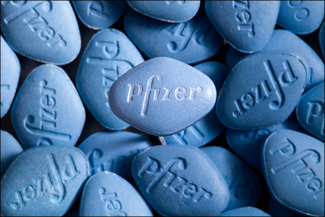 Bashful? Pfizer to sell the little blue pill online