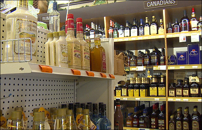 Oregon liquor stores fear grocery store competition