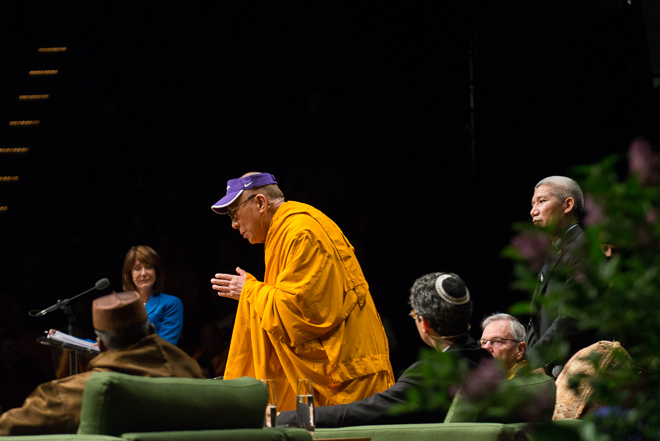 Spirituality & the Environment: The Dalai Lama