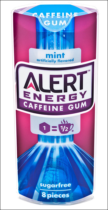 Wrigley pulls new caffeinated gum after FDA investigation