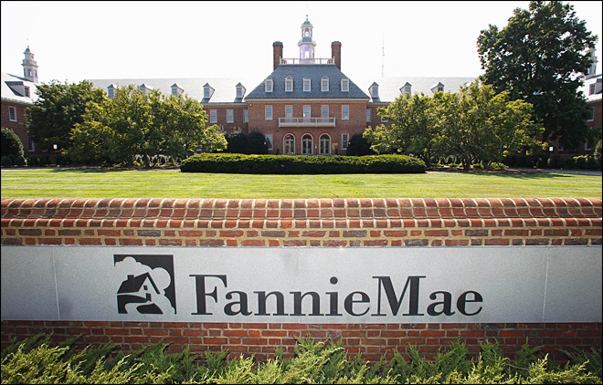 Fannie Mae posts record $58.7B net income for Q1