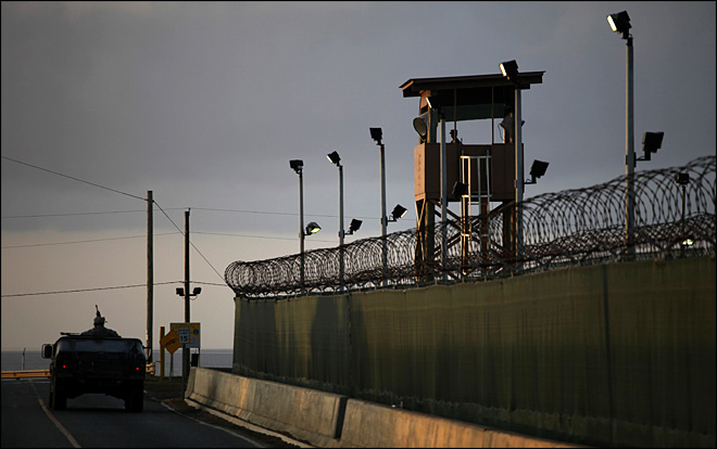 Some at Guantanamo jail too sick to keep locked up