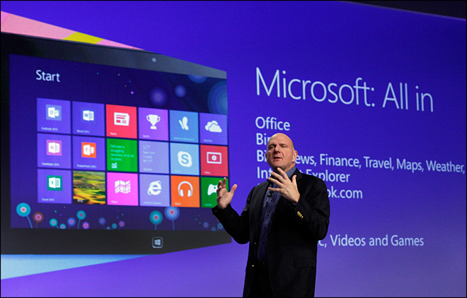 Update to address Windows 8 confusion will be free