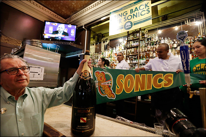 Sonics fans left wondering if NBA will ever reappear