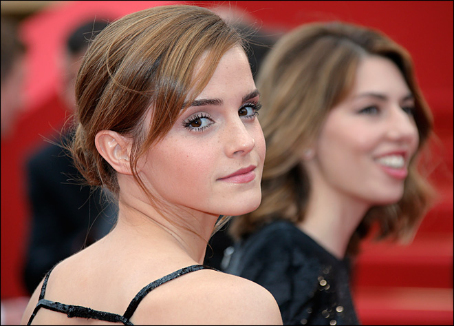 Emma Watson revels in post-'Potter' freedom