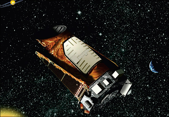 NASA craft's planet-hunting days may be numbered
