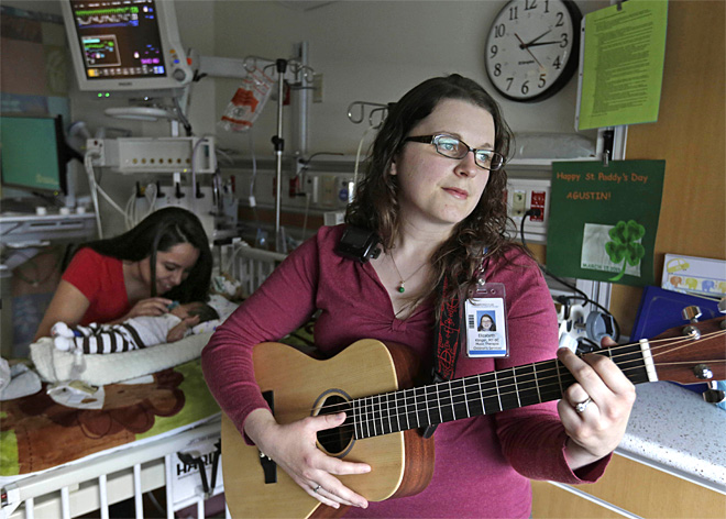 Preemie Music Therapy