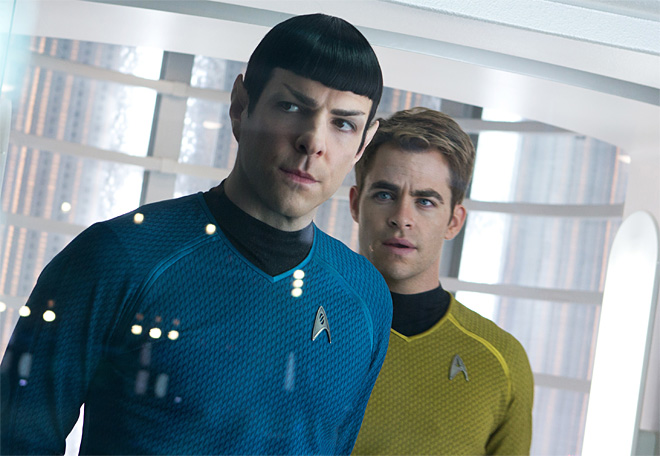 'Star Trek' does $70.6M but falls short of studio hopes