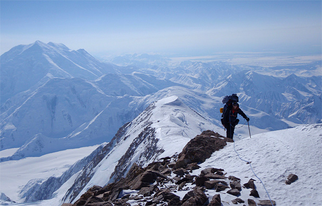 Mount McKinley First Summit